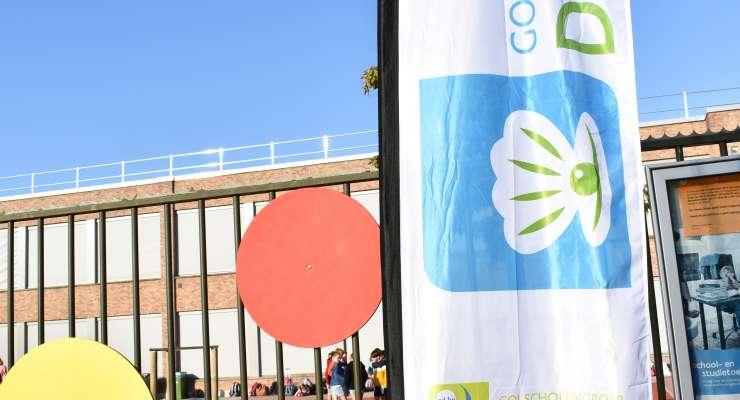 Eerste schooldag voor 'GO! basisschool De Parel' in Niel